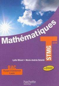Mathématiques, terminale STMG : nouveau programme