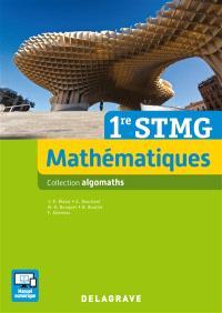 Mathématiques 1re STMG