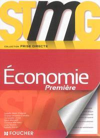 Economie, première STMG