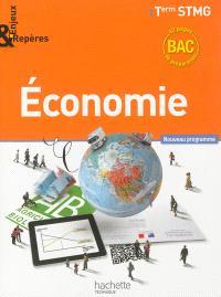 Economie, terminale STMG : nouveau programme : format compact