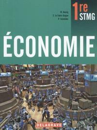 Economie 1re STMG : manuel élève