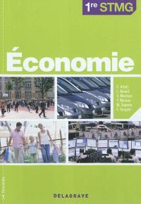 Economie 1re STMG : pochette élève