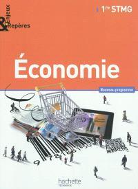 Economie, 1re STMG : nouveau programme : grand format