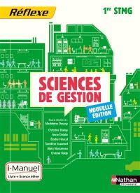 Sciences de gestion, 1re STMG : i-manuel, livre + licence élève