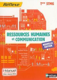 Ressources humaines et communication : terminale STMG