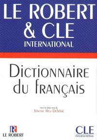 Dictionnaire du français : référence apprentissage
