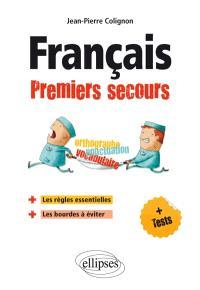 Français : premiers secours