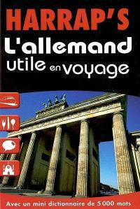 L'allemand utile en voyage
