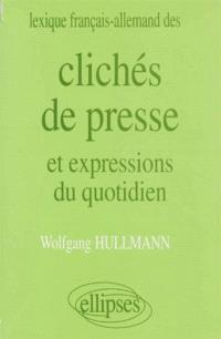 Lexique français-allemand des clichés de presse et expressions du quotidien
