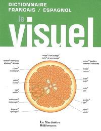 Le visuel : dictionnaire français-espagnol