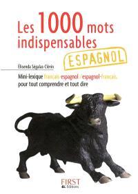 Les 1.000 mots indispensables espagnol