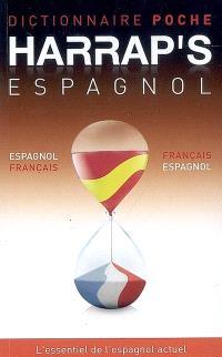 Harrap's dictionnaire de poche espagnol : français-espagnol, espanol-francés