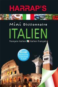 Harrap's dictionnaire mini italien : français-italien, italien-français