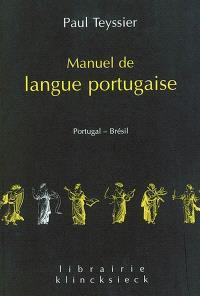Manuel de langue portugaise : Portugal, Brésil