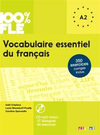 Vocabulaire essentiel du français : A1-A2