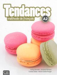 Tendances, méthode de français, A2
