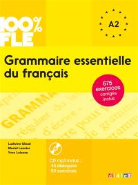 Grammaire essentielle du français A1-A2