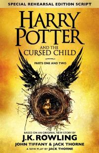 Harry Potter. Volume 8, Harry Potter and the cursed child : parts one and two