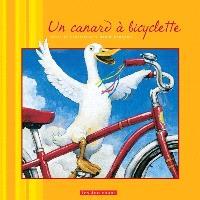 Un canard à bicyclette