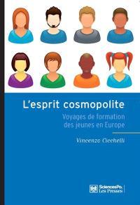 L'esprit cosmopolite : voyages de formation des jeunes en Europe
