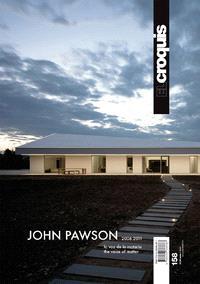 El croquis n° 158 / John Pawson