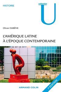 L'Amérique latine à l'époque contemporaine