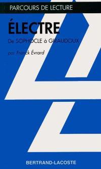 Electre, de Giraudoux