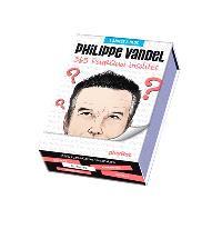 Philippe Vandel : 365 pourquoi insolites