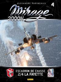 Mirage. Volume 4, Mirage 2000N : escadron de chasse 2-4 La Fayette