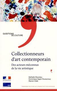 Collectionneurs d'art contemporain : des acteurs méconnus de la vie artistique