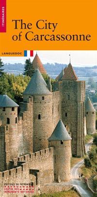 La cité de Carcassonne : Aude