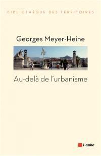 Au-delà de l'urbanisme