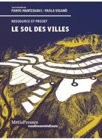 Le sol des villes : ressource et projet
