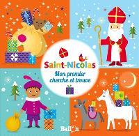 Mon premier cherche et trouve : Saint-Nicolas