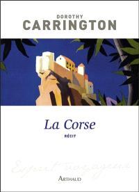 La Corse : récit