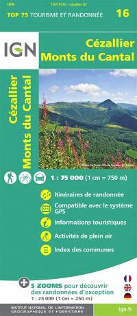 CEZALLIER-MONTS DU CANTAL