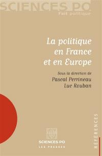 La politique en France et en Europe