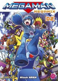 Megaman megamix. Volume 2