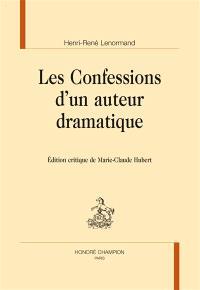 Les confessions d'un auteur dramatique