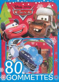 Cars : 80 gommettes