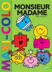 Monsieur Madame : maxi colo