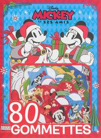 Mickey et ses amis : 80 gommettes