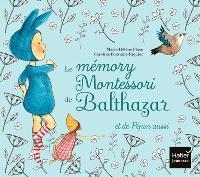 Le mémory Montessori de Balthazar : et de Pépin aussi