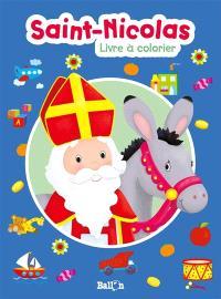 Livre à colorier : Saint-Nicolas