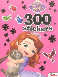 Princesse Sofia : 300 stickers
