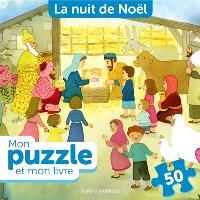 Mon puzzle et mon livre : la nuit de Noël