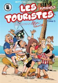 Les touristes : i pumataghji. Volume 1, Bienvenue en Corse !