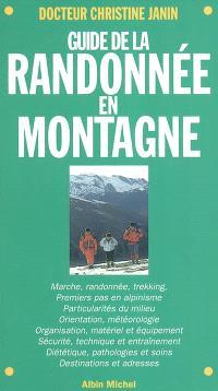 Guide de la randonnée en montagne