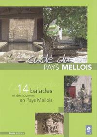 Guide du pays mellois : 14 balades et découvertes en pays mellois