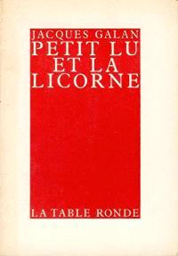 Petit Lu et la licorne